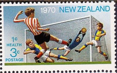 New Zealand 1970 Health Sports Set (2) MNH as Issued