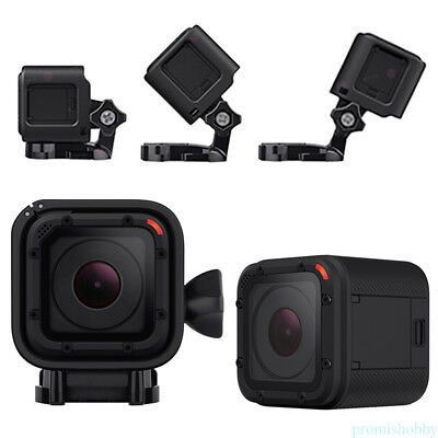 Smooth Frame Low Profile Mount Holder Compatible For GoPro Hero 4 5 Session