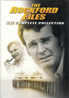 The Rockford Files: The Complete Collection (B New DVD