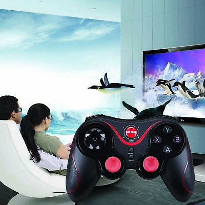GEN GAME S3 Wireless Bluetooth 3.0 Gamepad Game Controller for PC Android Apple