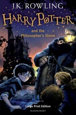 Harry Potter and the Philosopher's Stone by J. K. Rowling (Hardback, 2001)