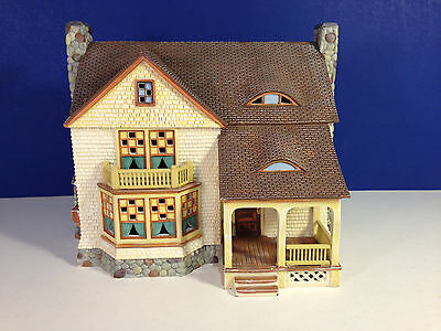 Dept 56 INGLENOOK COTTAGE #5 w/box Seasons Bay Village Combine Shipping!