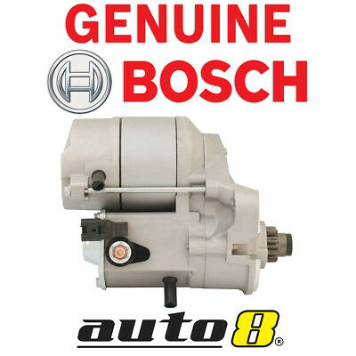 Genuine Bosch Starter Motor fits Toyota Hilux Workmate 2.7L 2TR-FE & 2.0L 1RZ-E