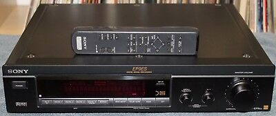 Sony Sdp-Ep9Es Surround Processor Preamplifier Tested/works Great/clean!