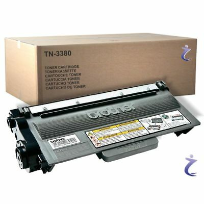 Brother TN-3380 Original Toner f. HL-5450 5440D DCP-8250DN MFC TN3380 Schwarz oK