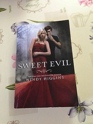 Sweet Evil by Wendy Higgins Paperback Book (English)