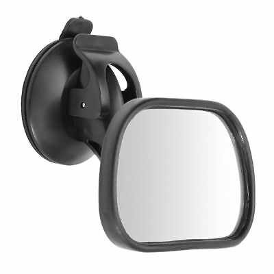 Baby Safety Mirror Suction In-Sight In-Car Large Wide View Mirror Car Part Q8G7