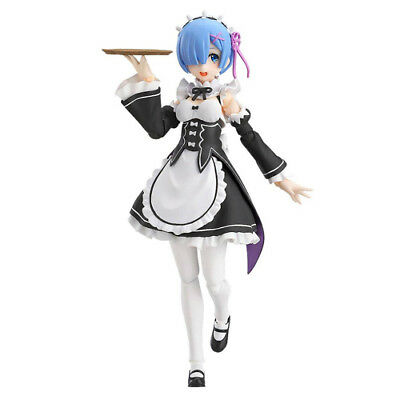 RE:ZERO Starting Life in Another World Rem Figma Action Figure # 346 Max Factory