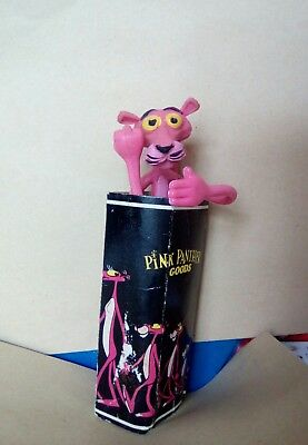 Vintage Pink Panther promotion figure United Artists still boxed.Bendy Figure