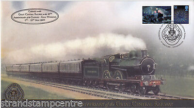 2009 Great Central Railway 110th Anniversary - Buckingham 'Railway' Series Cover