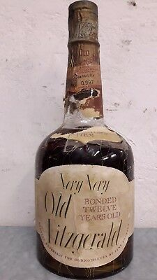 Whisky-Whiskey Very Very Old Fitzgerald 12 YO 1955-1967 75cl Very Rare