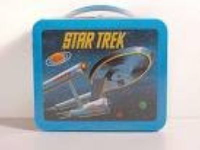 Star Trek Hallmark School Days Lunch Box
