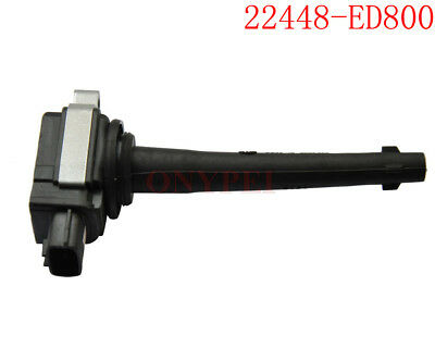 New Ignition Coil For Nissan Sentra Micra K12 X-Trail T31 Tiida C11 22448-ED800