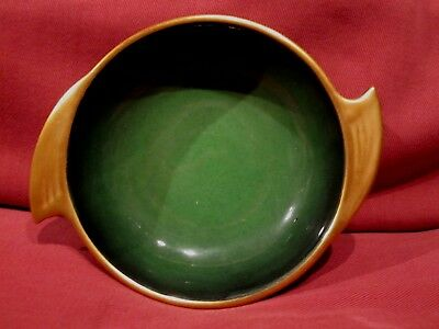 Wonderful Art Deco 1920/30's Carlton Ware Vert Royale Colouring Pin Dish