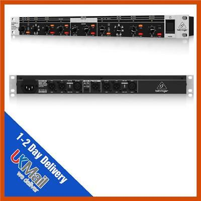 Behringer Super-X Pro CX2310 Stereo 2-Way/Mono 3-Way Crossover