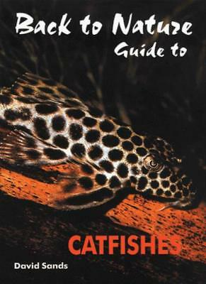 Back To NatureGuide To Catfish Book By David Sands