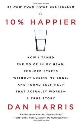 10% Happier: How I Tamed the Voice in My Head, Red