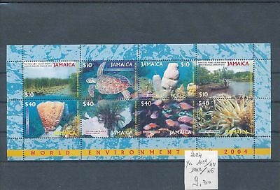 35717/ Jamaica ** MNH KLB fauna  Internationaler Tag der Umwelt
