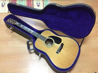 K.yairi Beautiful Vintage 1976 Acoustic Guitar Yw-800 Jacaranda Rosewood