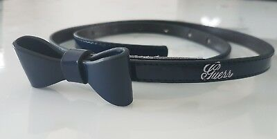 ceinture guess fille taille s