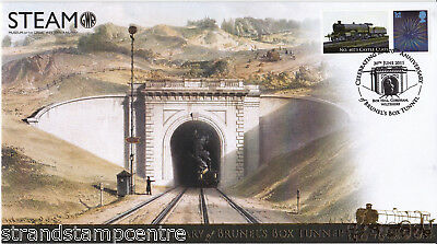 2011 Brunel's Box Tunnel 170th Anniversary - Buckingham 'Railway' Series Cover