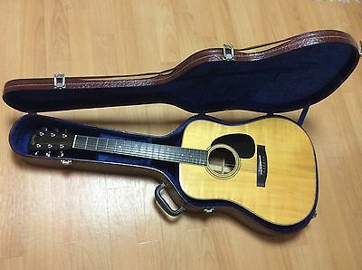 S.Yairi YD-303 Vintage 1970s Acoustic Guitar Beautiful JACARANDA +FREE SHIPPING