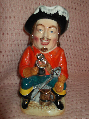 Burlington Toby Jug - The Laughing Cavalier