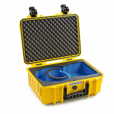 B&W Outdoor Case 4000 DJI Goggle Edition yellow