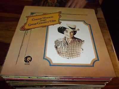 connie francis lp