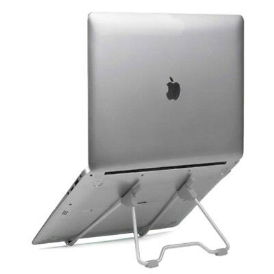 Multifunction Folding Laptop/tablet PC Notebook Stand Metal Bracket, Gray N E0J5