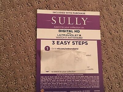 Sully HD Digital Code Only