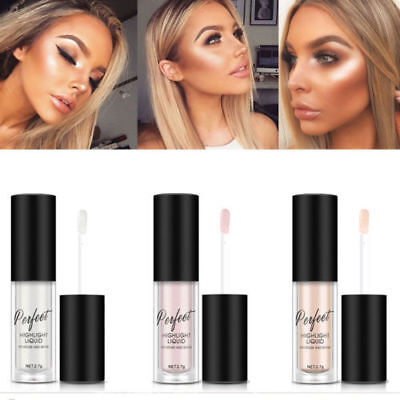 Highlighter Ultra Concentrate Face Liquid Cosmetic Cream Brush Glow Bronzing