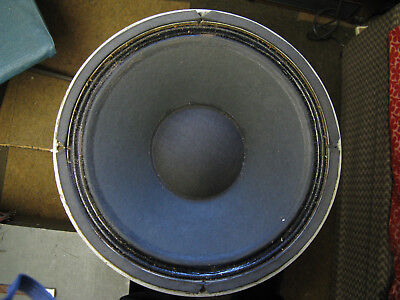 "Pair of 12"" 15 ohm Goodmans loudspeakers"