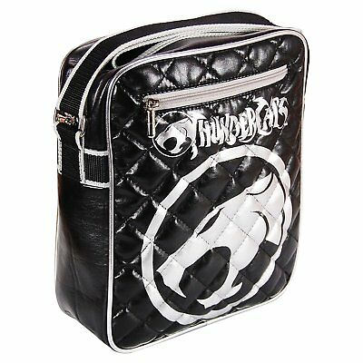 Thundercats with Silver Logo Exclusive Flight Bag - Official