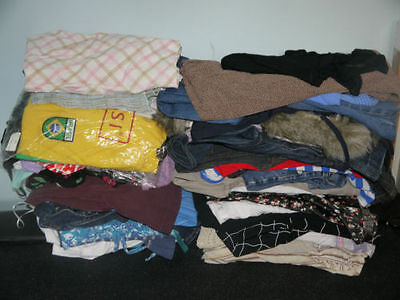 Job Lot 50 Items Of Grade A Clothing
