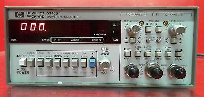 HP / Agilent 5316B-001-003 Universal Counter