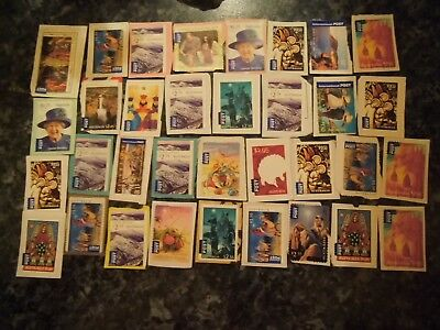 Collection LOT Australian International stamps unfranked Face Value $70.00+ Lt 5
