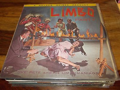 ivy pete and his limbomaniacs lp