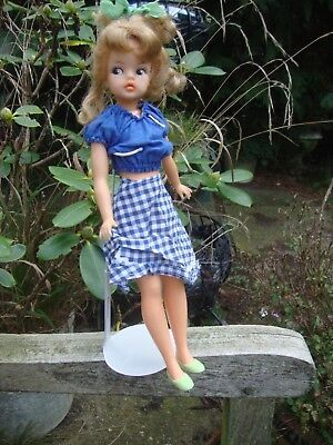 Vintage Ideal Toys Tammy Doll 1960S