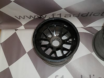 Force India 2009 front right or left wheels in raced condition £125 each