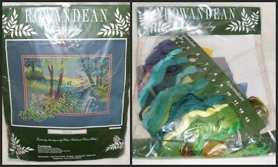 Rowandean *the Glade* Large Embroidery Kit 514 X 403Mm