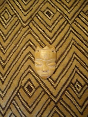 Rare PENDE Masque  Congo Belge ( ex Zaire) Ancien  African Old Mask