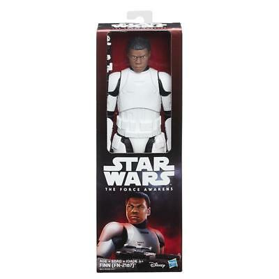 "Star Wars Finn (Fn-2187) Hero Series 12"" Action Figure Hasbro Toy"