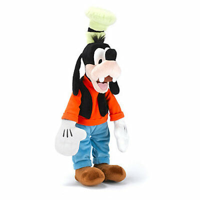 Brand New with Tags Official Disney Goofy Medium Soft Toy