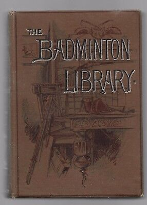 Golf, Badminton Library Of Sports And Pastimes 1902 Edition