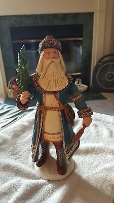 "12"" Russian Santa by Duncan Royale Stamped 1983 #7479/10,000"