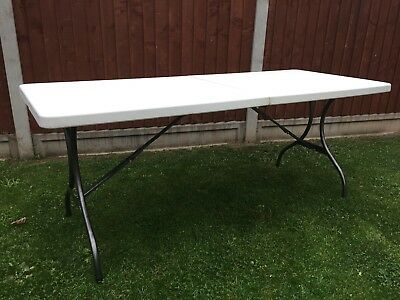 6ft Blow Moulded Table