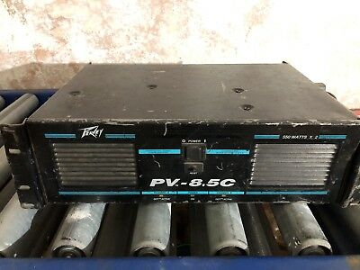 Peavey PV-8.5C Power amplifier