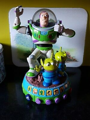 Vintage Mattel Disney Pixar Toy Story Buzz Light year Storytelling Toy