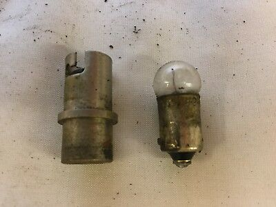 Smiths Chronometric Speedometer Bulb Holder Used